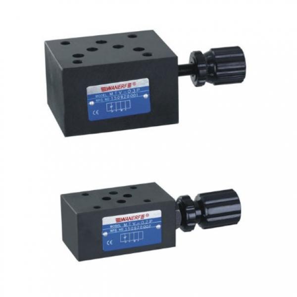 REXROTH R901085381 PVV21-1X/068-018RB15DDMB Vane pump #3 image