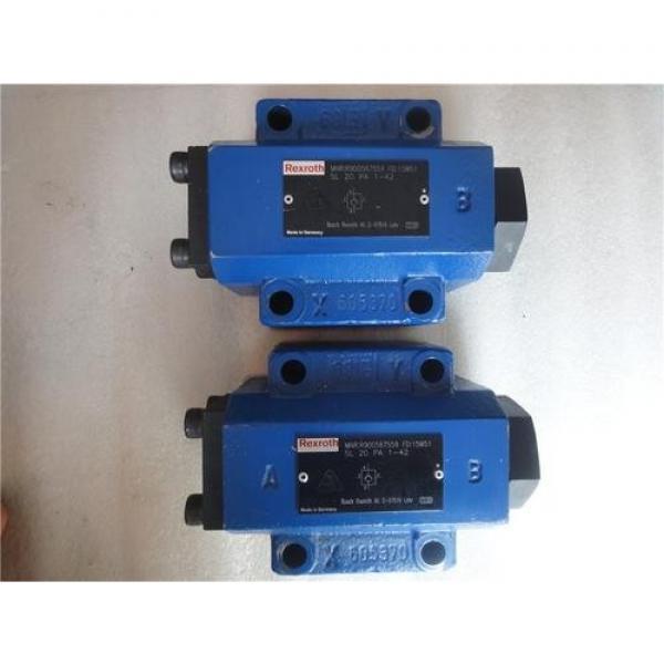 REXROTH SL 30 GA1-4X/ R900587556 HY-CHECK VALVE #1 image